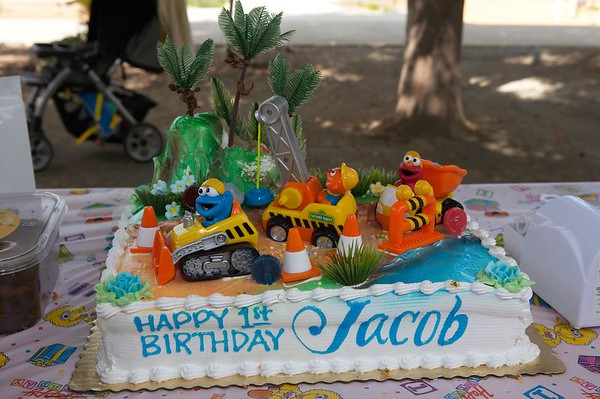 Jacob Nash's 1st Birthday Party