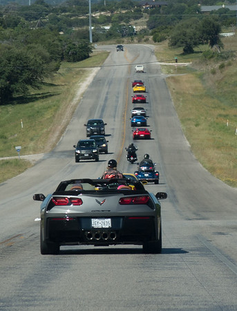 Kerrville Cruise May 2017
