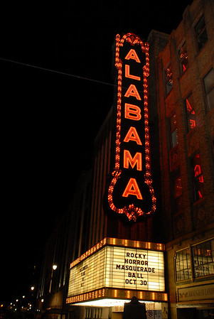 Rocky Horror Show - Alabama Theatre