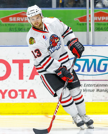 IceHogs vs Flames 03-18-15