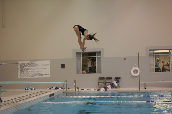 Swim & Dive Practice 2006
