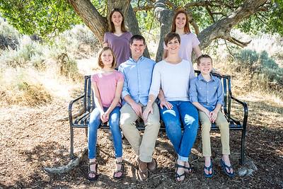 Healy Family - 2021