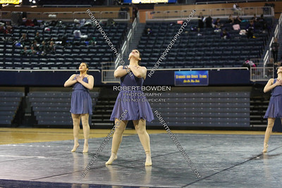#253 Oakland University Dance Team