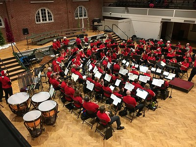 2016 Durham Community Concert Band