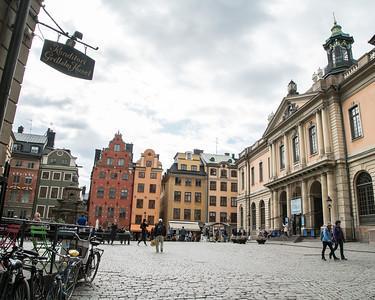 2017 Stockholm, Sweden
