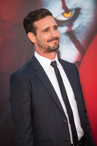 """WESTWOOD, CA - AUGUST 26: James Ransone attends the Premiere Of Warner Bros. Pictures' """"It Chapter Two"""" at Regency Village Theatre on Monday, August 26, 2019 in Westwood, California. (Photo by Tom Sorensen/Moovieboy Pictures)"""