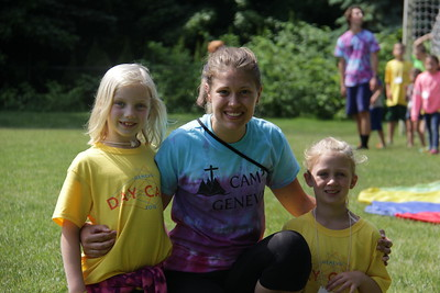 Day Camp D1 June 13-17, 2016