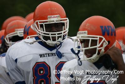 09-26-2009 Clarksburg HS vs Watkins Mill HS JV Football, Photos by Jeffrey Vogt Photography