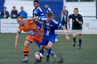 Sutton Coldfield Town FC 2 v 1 Yaxley FC