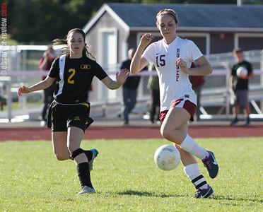 Dundee Girls Soccer 9-17-13