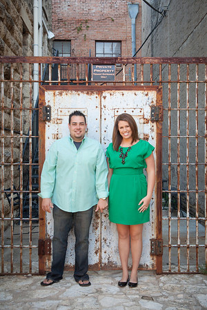 Devin and Aaron engagements