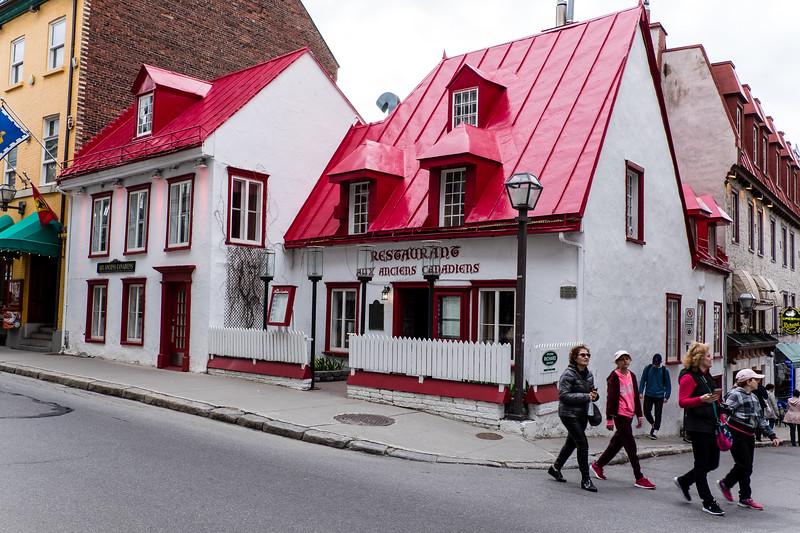 The Oldest Building in Québec City