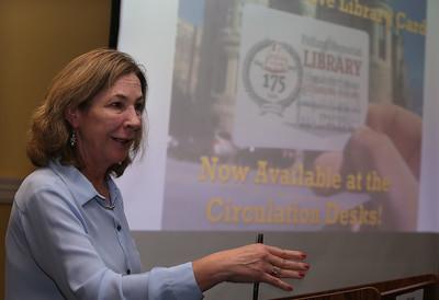 Pollard Library 175th kickoff 041119