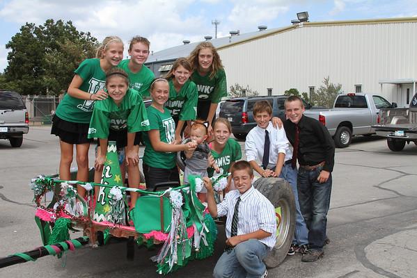 9/9/10 Homecoming Parade