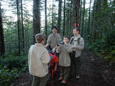 Green Mountain Hike - Dec 13