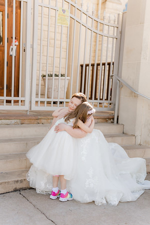 Bridesmaids Reveal
