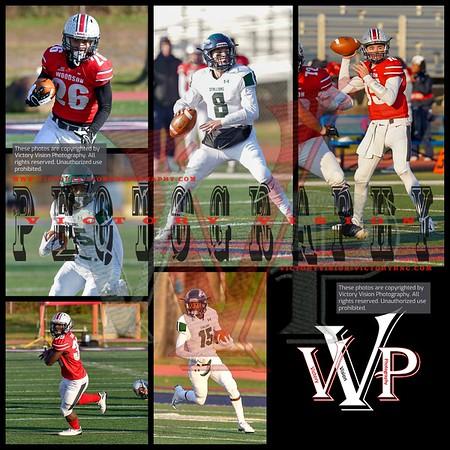 South County @ W.T. Woodson Varsity Boys Football 11-17-18 | VHSL Regional Playoffs