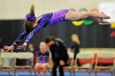 From Sheri Fegley, Gymnastics Championship (4-30-2012)