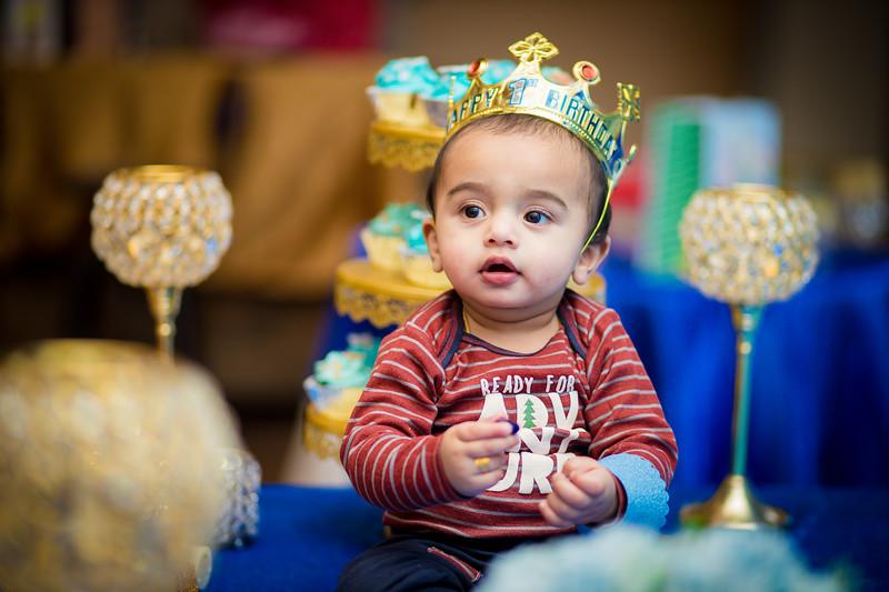 Ishaan 1st Birthday