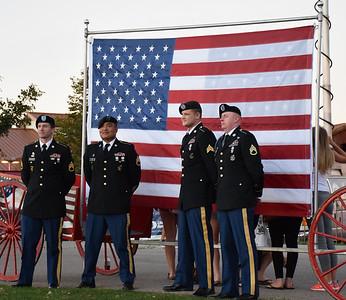 Military Appreciation Rally