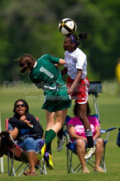 98 EWSA Lady Hammers G vs 98 PGSA Stars G 5/6/2012