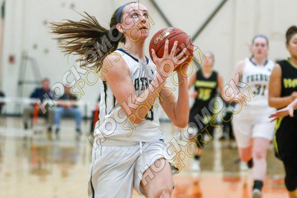 Foxboro-Nauset Girls Basketball - 03-10-18