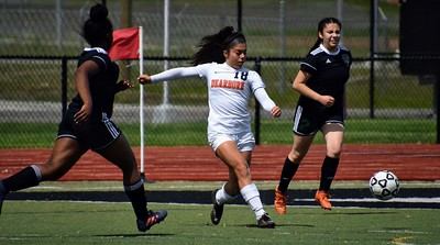 HS Sports - Dearborn / Edsel Ford Girls' Soccer Districts 1st Round