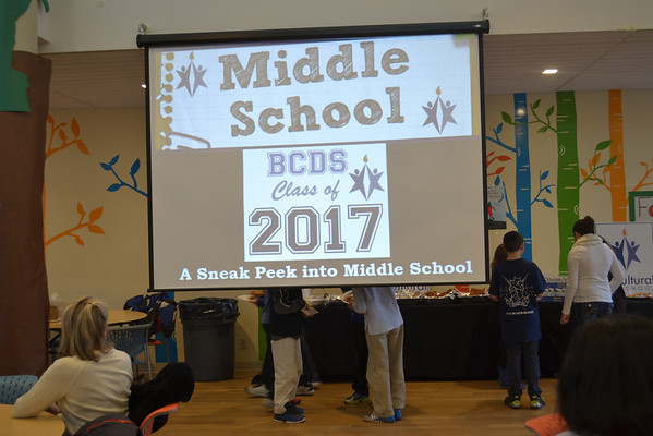 Middle School Preview
