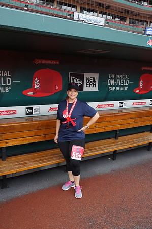 Cardinals 6K Run Sept 9 2018