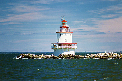 Brandywine Shoal Light, New Jersey