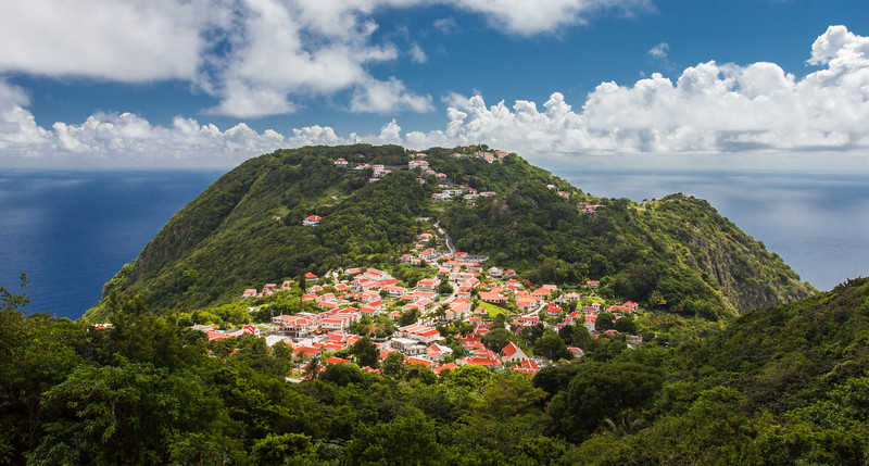 Windward Side, Saba