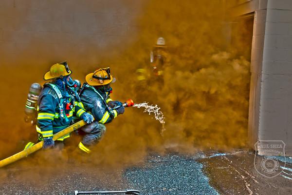 4 Alarm Commercial Fire- Southbridge St Worcester, MA 7/29/2020
