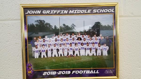 20199999 Football - John Giffin 2018 Group Photo