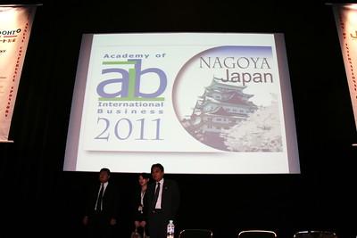 AIB 2011 Nagoya