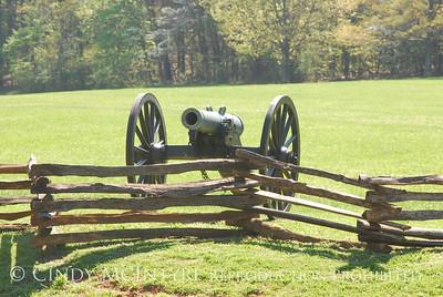 Kennesaw Mt Battlefield NHP, GA