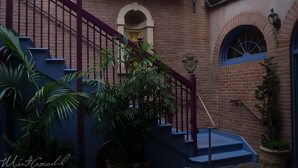 Disneyland Resort, Disneyland, New Orleans Square, New, Orleans, Square, Dream Suite, Dream, Suite, Royal 21, Royal, 21