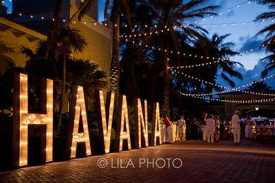 Friday - Havana Dinner