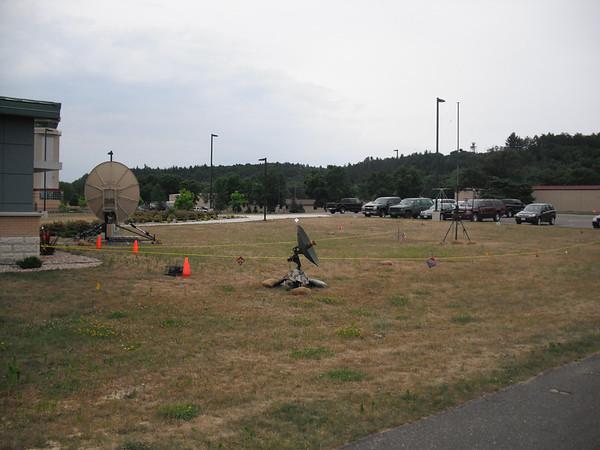 Guard - 280th ORI - Volk Field, WI July 2009
