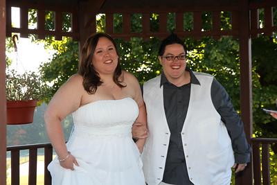 Chris and Cindy Wedding