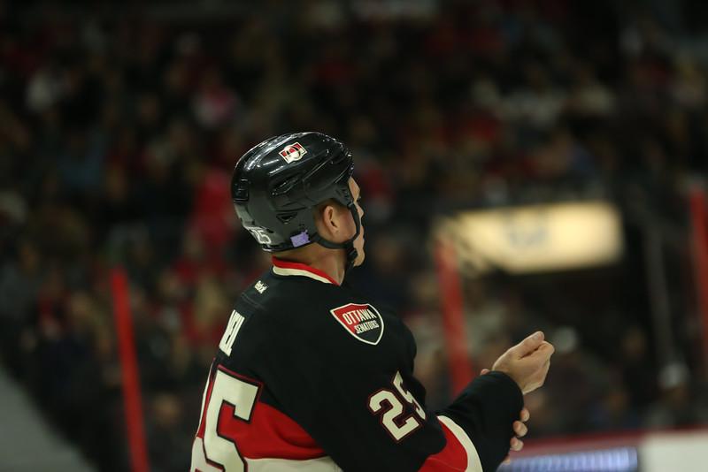 NHL 2015: Devils vs Senators OCT 22