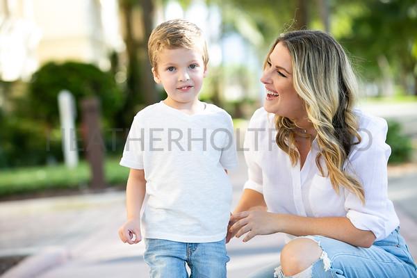 Stephanie & Mason