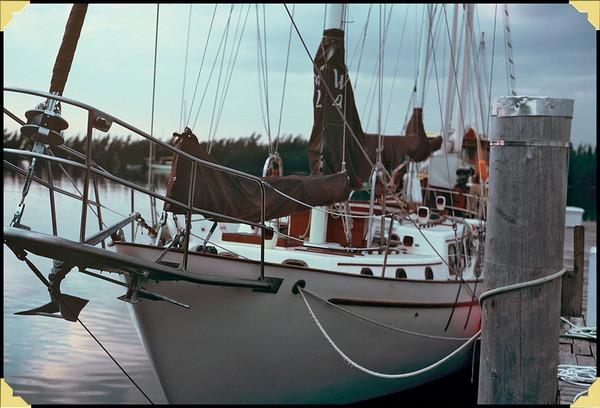 Nassau 1980 with Ralph Fair