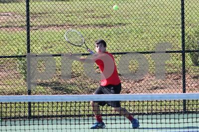 MCHS Tennis 4-29-15