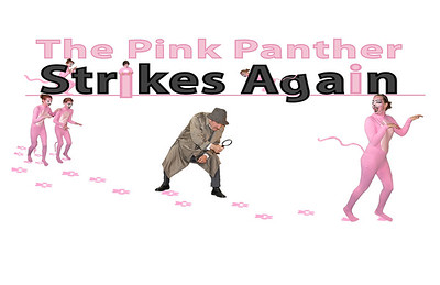 Pink Panther Strikes Again