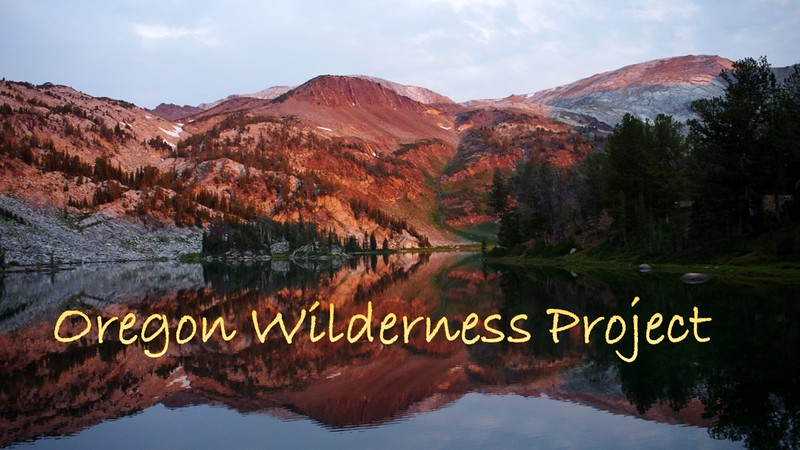 Visits to Oregon's Wilderness Areas