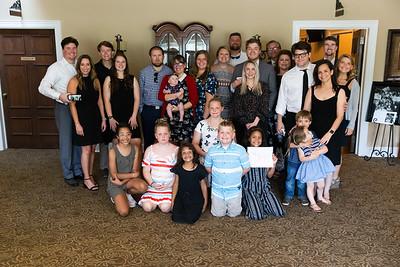 Joseph Earl Nelson Family 2020