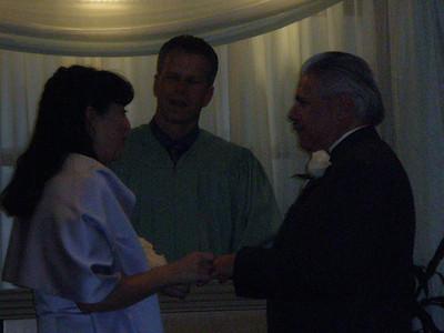 Dennis and Demetria Wedding 2 May 2008