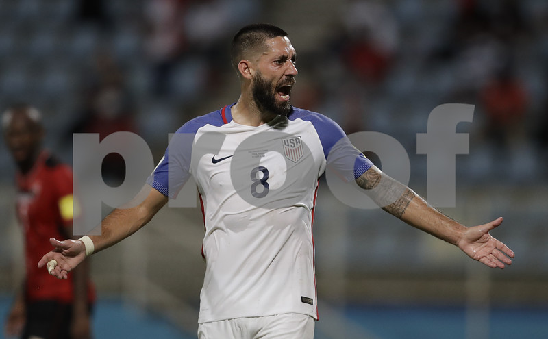 U.S. men's soccer fails to qualify for WC