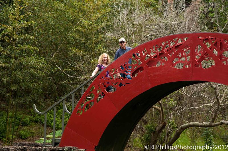 Japanese Garden Bridge
