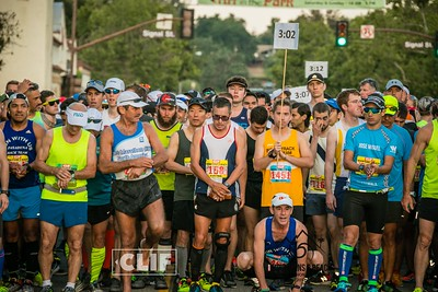 M2B Full Marathon - The Start